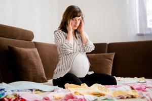 Стресс при беременности: причины и способы борьбы
