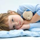 О чем говорит бессонница у ребенка?